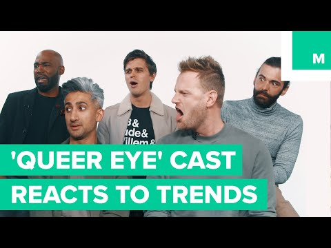 'Queer Eye' Cast Reacts to Millennial Trends