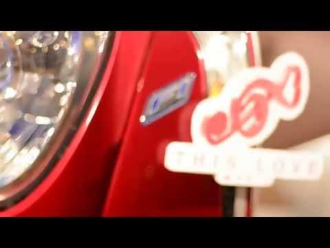 แจกอีกแร้วววว!! รถจักรยานยนต์ Honda Scoopy i กับ This Love Music
