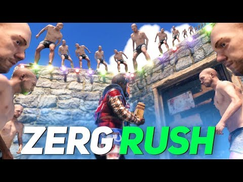 The Rust ZERG To End It All thumbnail