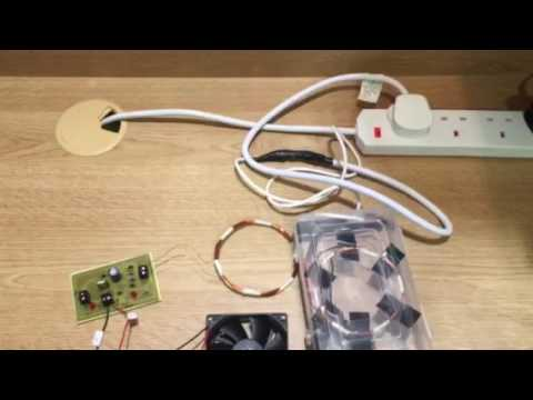 Wireless power transfer for pacemaker batteries project 306AEE