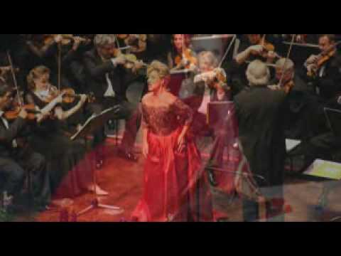 Agnes Baltsa sings Camille Saint-Saens