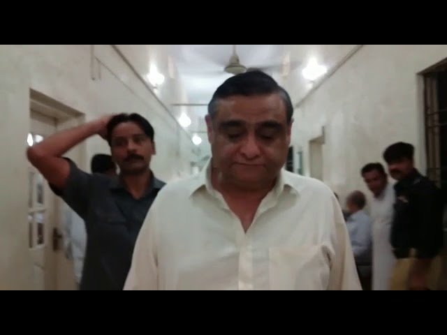 Dr Asim Hussain media talk at NAB (Part 1) 15 Sep 2018