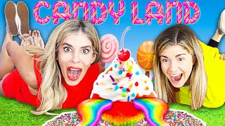 We Turned Our House into Candyland for 24 Hours | Rebecca Zamolo