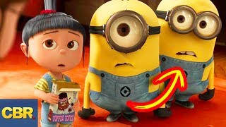 10 Secrets You Never Knew About Minions