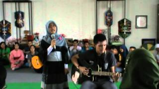 lagu jepang first love XII IPA4 SMAN Titian Teras
