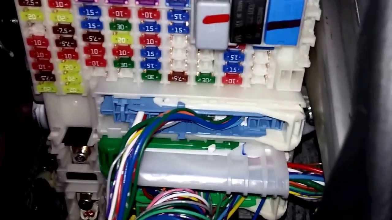 honda amaze wiring diagram