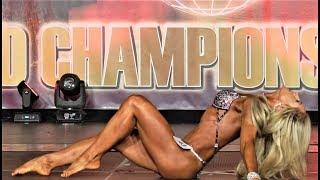 Stephanie Murray (IRL), WFF World Championship 2016
