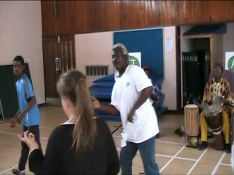 Afemai Children's Trust - African dance workshops