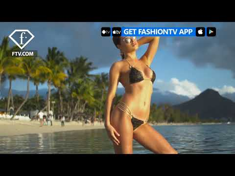 World Swimsuit Introduces Tamara Francesconi at Sugar Beach Resort | FashionTV | FTV
