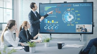 ViewSonic IFP70 旗艦企業金融篇 國際版