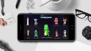 Mostrics App Demo Video