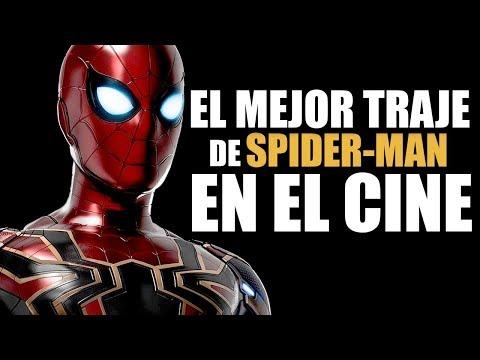 Top 10 Trajes De Spider-Man En El Cine