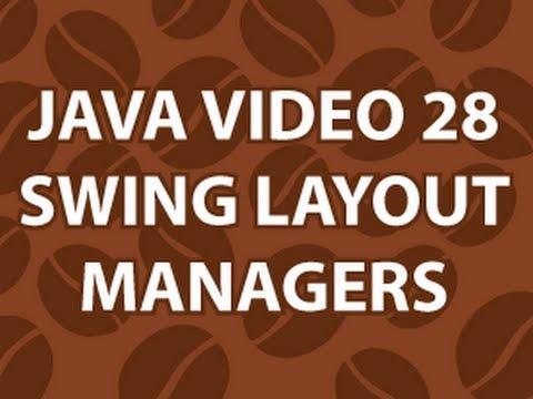 Java Video Tutorial 28