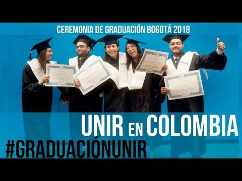Graduación 2018 Colombia | UNIR