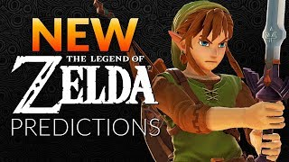 Predictions for the next Zelda game!
