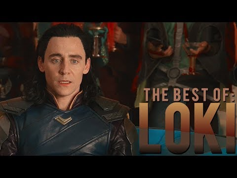 THE BEST OF MARVEL: Loki Laufeyson/Odinson