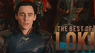 the best of marvel loki odinson