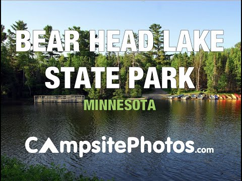 Bear Head Lake State Park, Minnesota