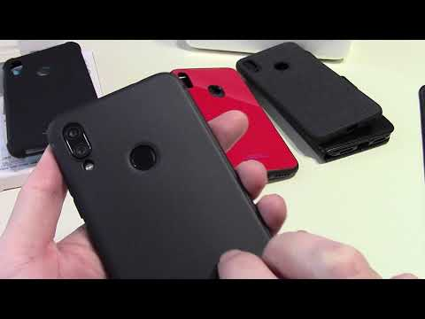 Подборка защитных чехлов бамперов для Xiaomi Redmi Note 7