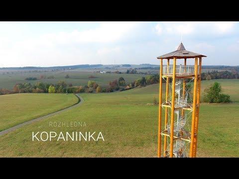 Rozhledna Kopaninka, Olomoucký kraj, 4K