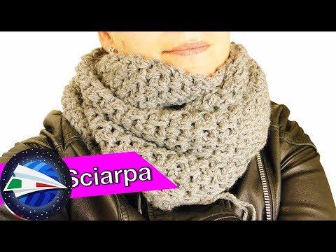 Sciarpa Uncinetto Facile Tagged Videos On Videoholder
