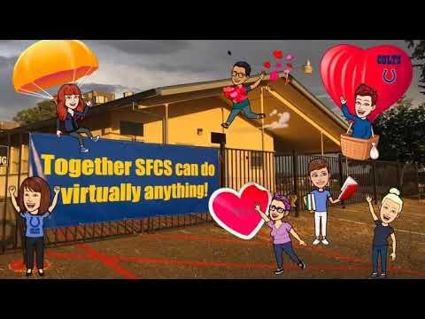 Sierra Foothill Charter School Back to School, August 2020