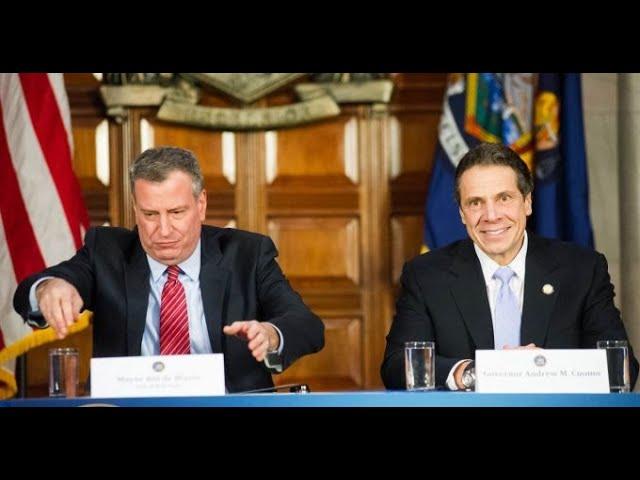 A special message for Mayor De Blasio & Governor Cuomo