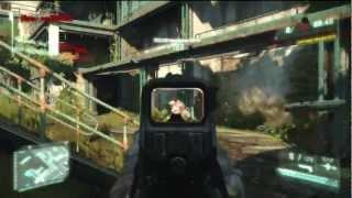 Crysis 3 Crash site Gameplay PS3 Beta