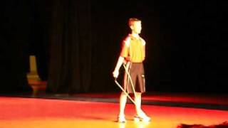 2009 Grand National Jump Rope Championships- Single Rope Freestyle