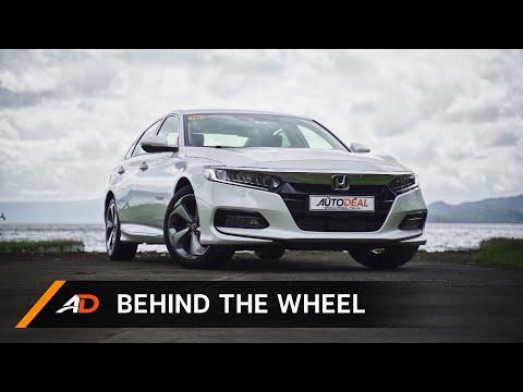 2020 Honda Accord Review - Behind The Wheel