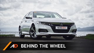 2020 Honda Accord Review - Behind the Wheel