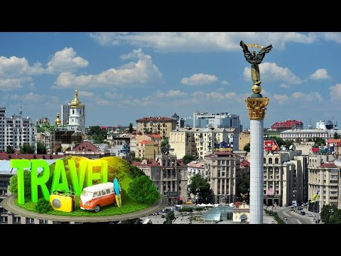 Capital of #Ukraine Kiev ✈ 1080p HD
