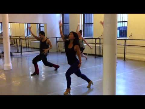 Plu's Choreography, Adv Beg Jazz / Theater Dance class