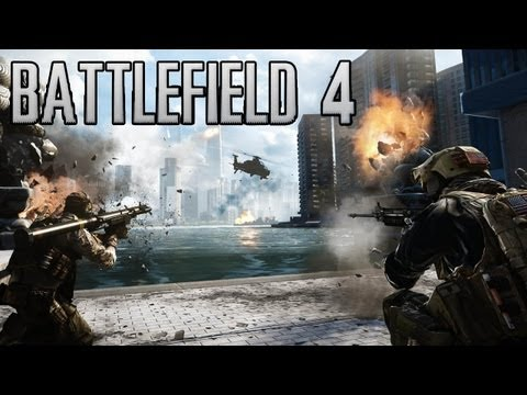 Battlefield 4 'Real Players, Real Gameplay' TRUE-HD QUALITY