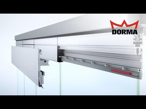 HSW EASY Safe Horizontale Schiebewand - YouTube