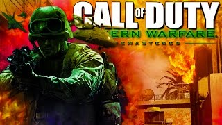 NO CHILL! - Modern Warfare Remastered Funny Moments Montage! (Call of Duty)