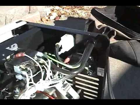 Hobart Handler 187 wirefeed welder  YouTube