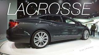 Buick LaCrosse Updates Brand'sTraditional Big Sedan | Consumer Reports