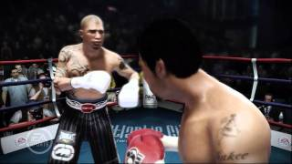 Fight Night Champion - Defensive Tutorial