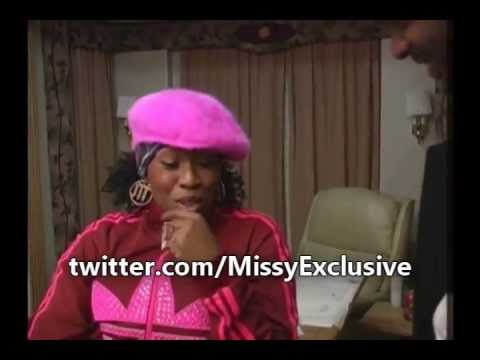Missy Elliott - Gossip Folks (Behind the Scenes)