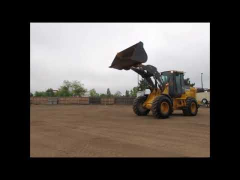 For Sale 2011 John Deere 544K Articulated Wheel Loader A/C Cab bidadoo.com