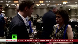 Special coverage of 2018 Russian presidential elections (LIVE) thumbnail