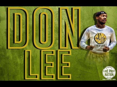 Don Lee (Jackson-Olin High School) With Live Prep Nation