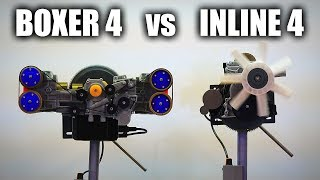 The Differences Between Inline Four & Boxer Four Engines thumbnail