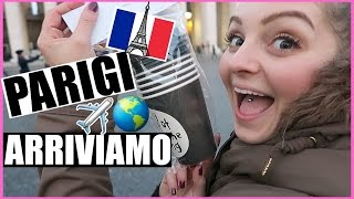 Paris, nous voilà! Ma prima TIGER e SNACK AMERICANI! || Gemminamakeup