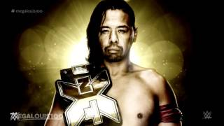 "Shinsuke Nakamura 3rd WWE theme song - ""The Rising Sun"" (feat. Lee England Jr.) with download link"