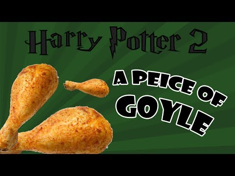 Harry Potter 2 - Ep 7: A peice of Goyle