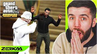 I Shot My Friend By Accident In GTA 5 RP!