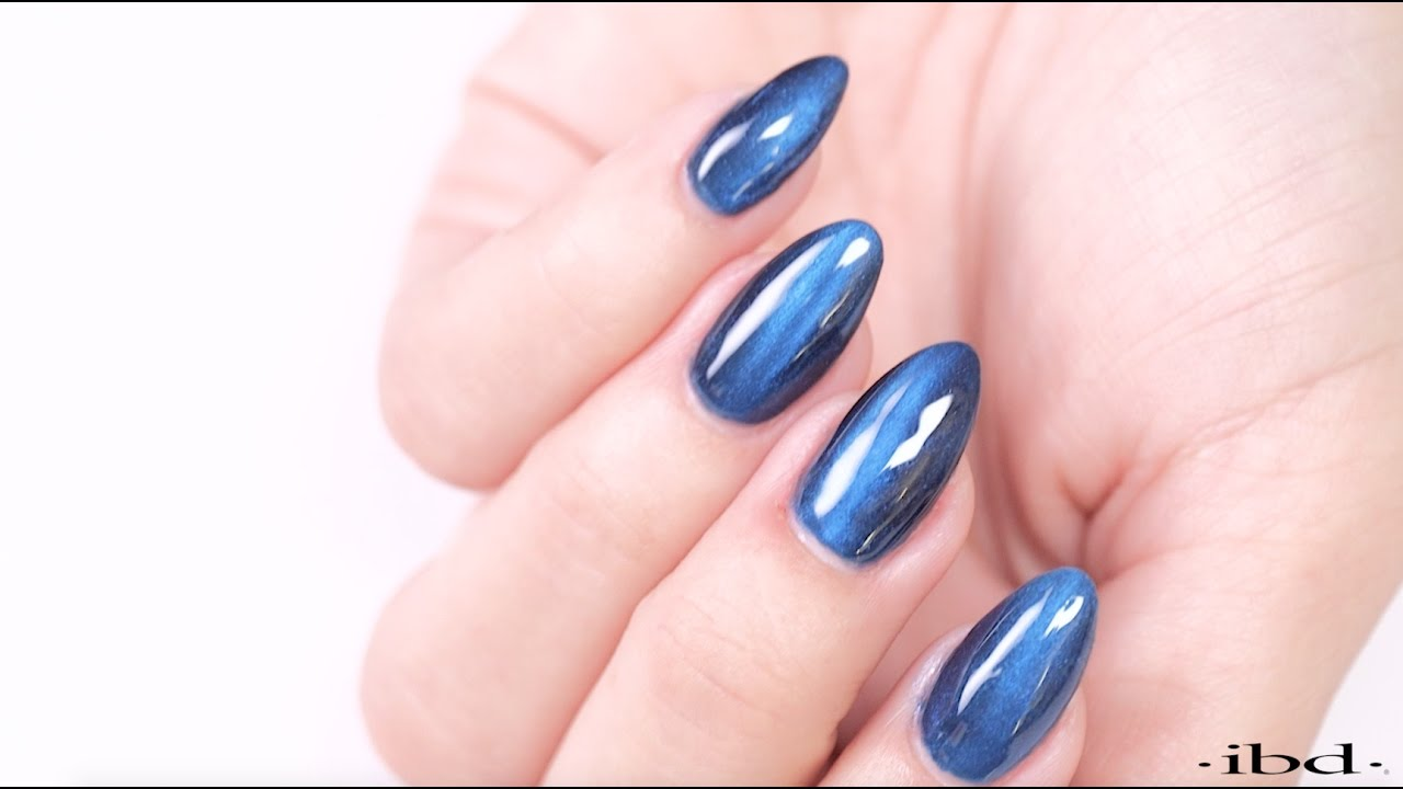 Aurora Nights Magnetic Gel Polish [Tutorial] - YouTube