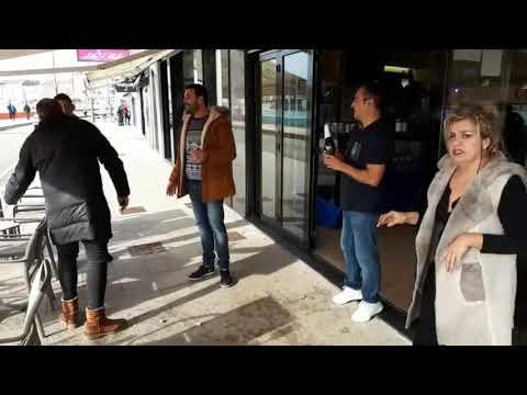 El bar Gran Suqui de Sanxenxo celebra El Gordo